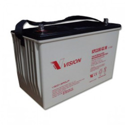 VIsion 110Ah 12V AGM Battery