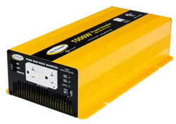GO POWER! 1000W Pure Sine Wave Inverter - 12V