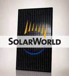 SolarWorld SunModule Pro-Series XL 320 Watt, 24 Volt Solar PV Panel (SW320M)