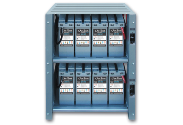 EnergyCell 200NC Battery Bank