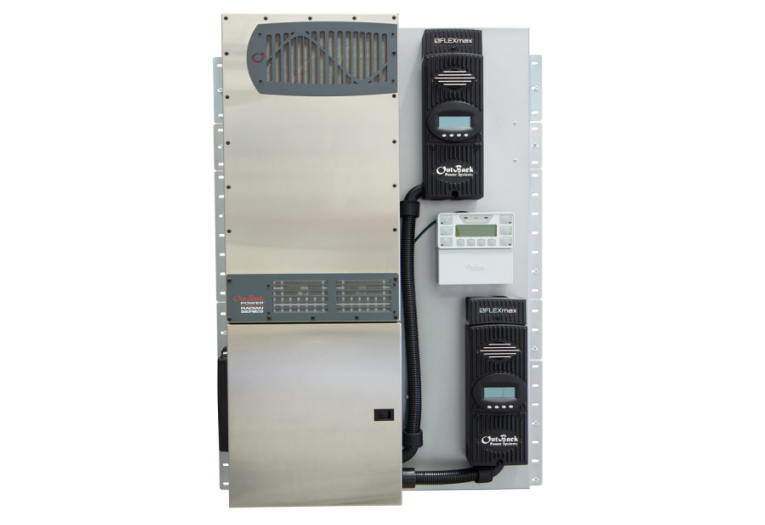 FLEXpower Radian Series Inverter Power Center from Outback Power