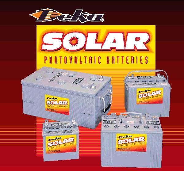 MK E8L16 370Ah 6V Flooded Battery