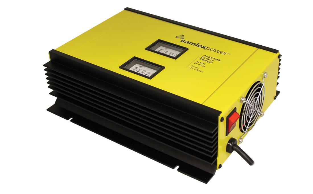 Samlex SEC-2425UL 25A 24V Battery Charger