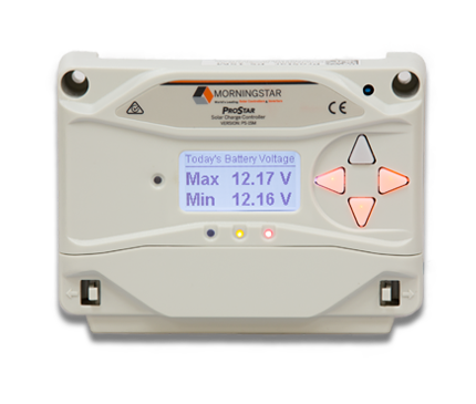 Morningstar • ProStar 12/24V 30A PWM Charge Controller  (PS-30M)