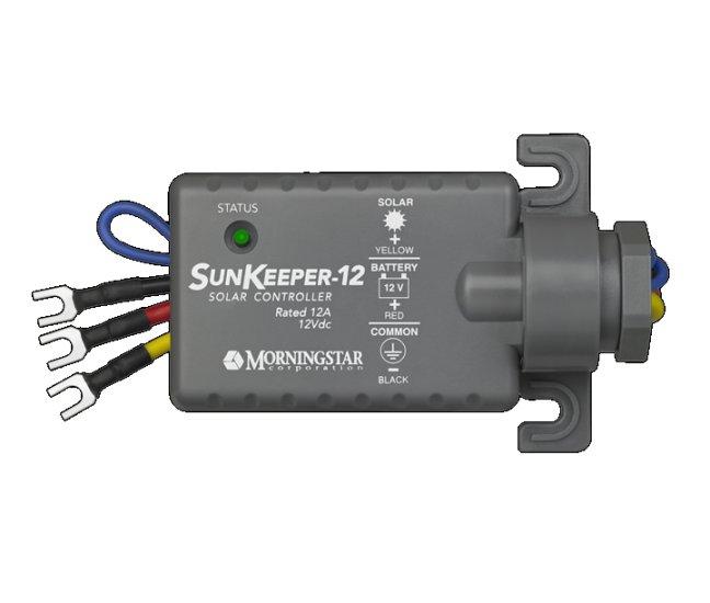 Morningstar SunKeeper SK-12 Charge Controller