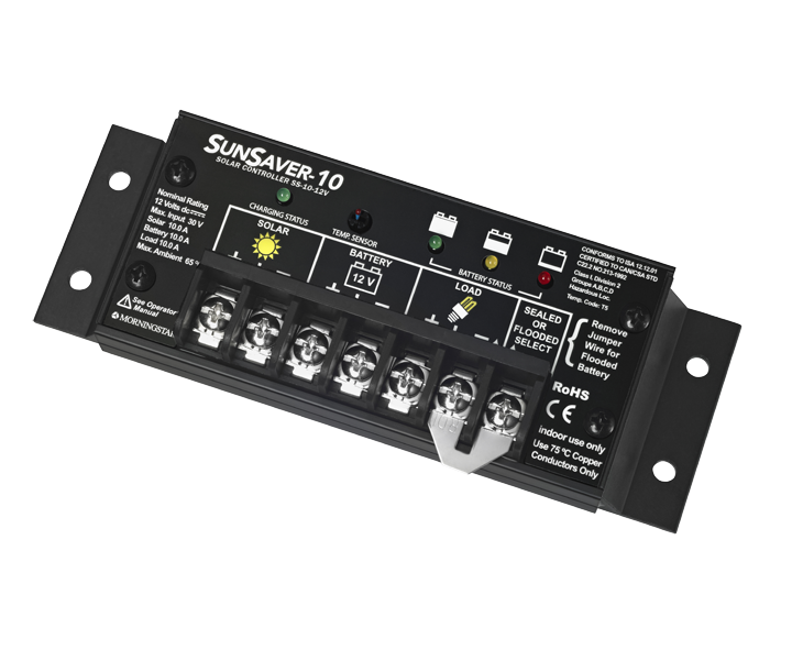 Morningstar SunSaver SS-10-12 Charge Controller