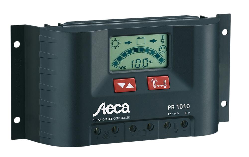 Samlex PR-1010 10A Charge Controller
