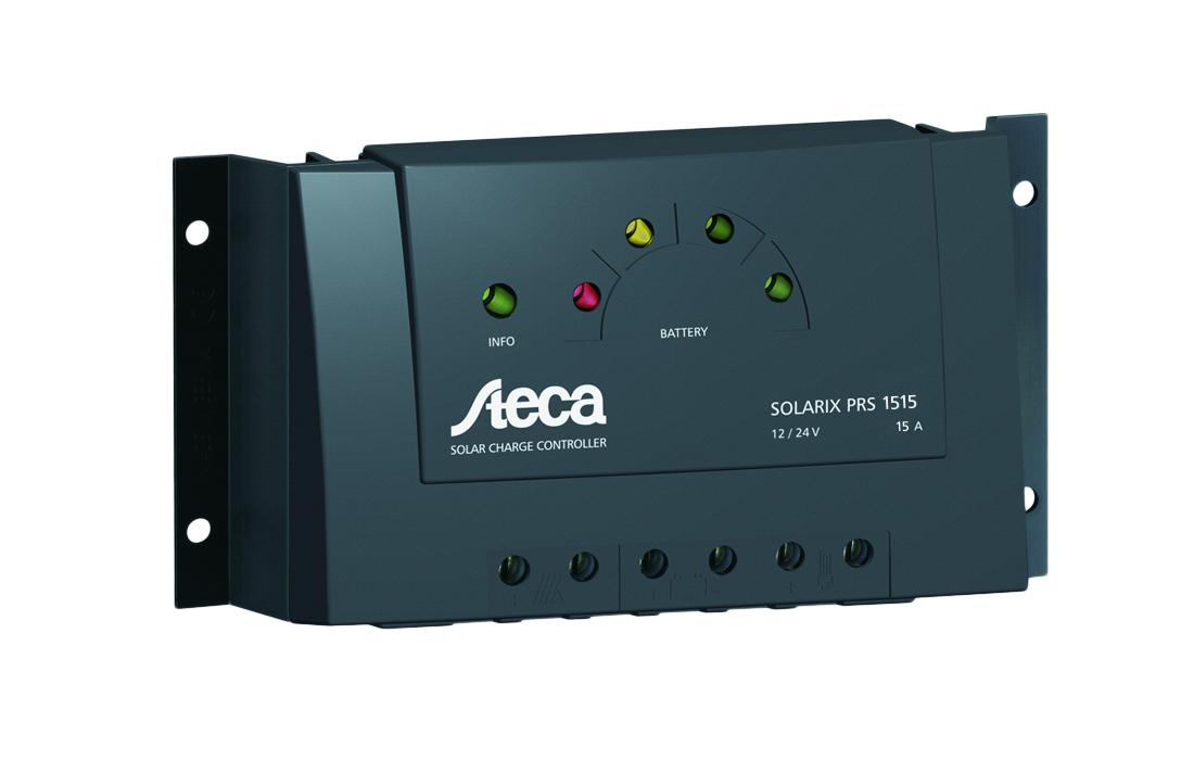 Samlex PRS-1515 15A Charge Controller