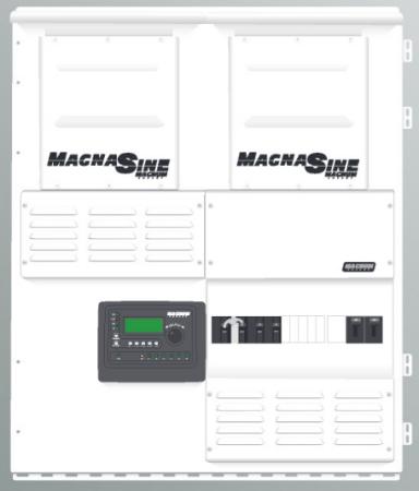 Magnum Single Panel Enclosure - 250A Disconnect