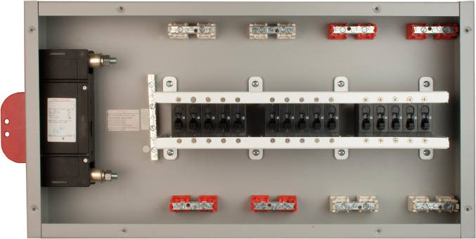 MidNite Solar MNDC15 General Use Breaker Box