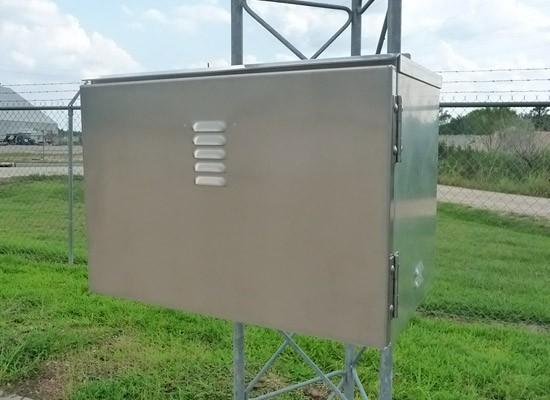 BBA-3 Aluminum Battery Enclosure