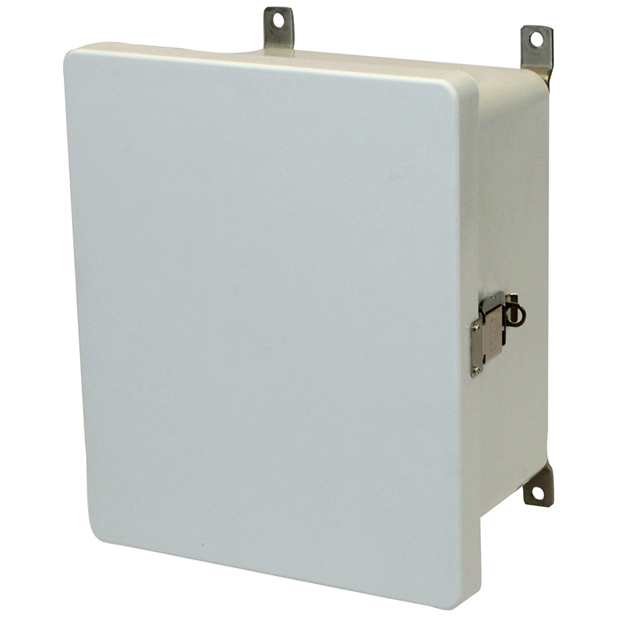 AM1086L Fiberglass Battery Enclosure