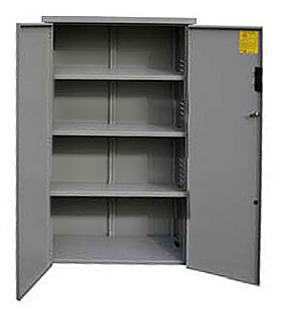 MNBE-C8D MidNite Solar Battery Enclosure