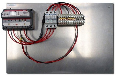 Prewired Backplate with PS-30M Controller