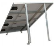 Adjustable Tilt Roof Mount Kit for 4 Panels