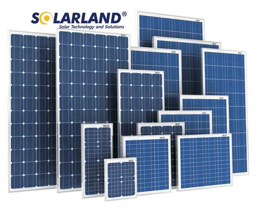 SolarLand SLP070-12U 70W 12V Solar Panel