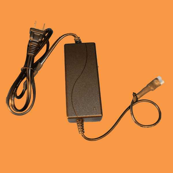 EyeTrax Battery Charger