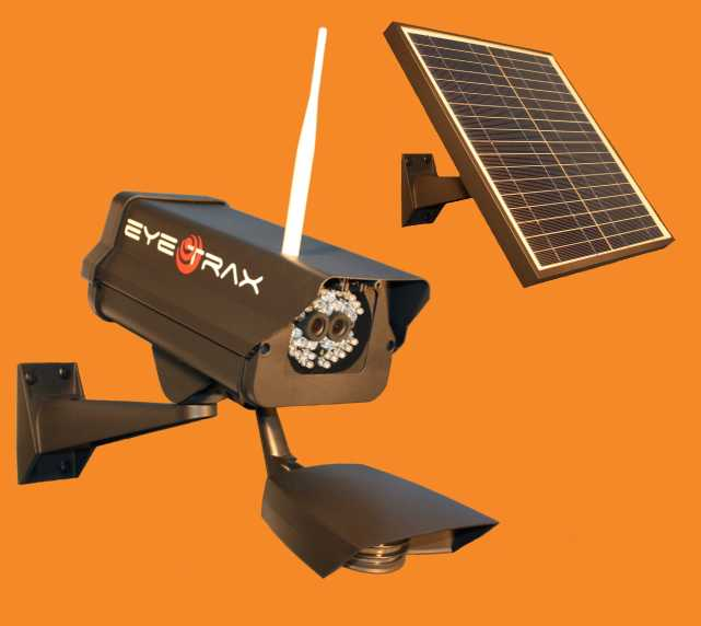 EyeTrax Ranger - Solar - Black
