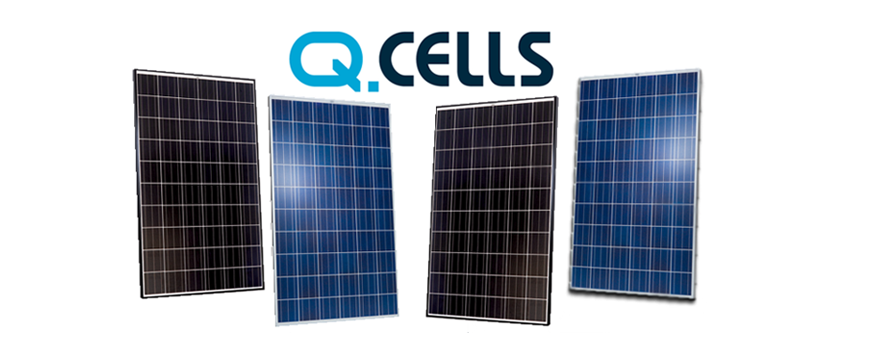 Q-Cells QPRO255P 255W 24V Solar Panel