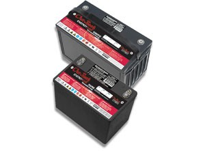 Outback EnergyCell 78RE 12V 75Ah AGM Battery