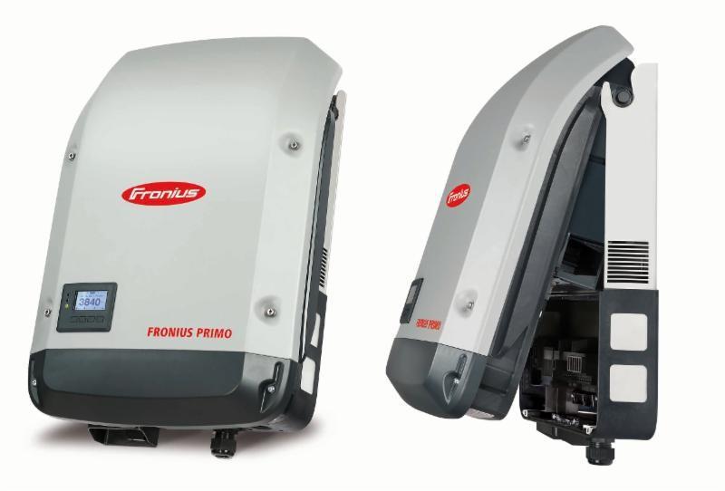 Fronius Primo 3.8-1 208/240 3800 Watt Single Phase Grid-Tie Inverter