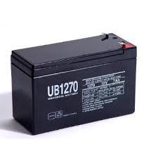 Universal Battery 12V 7Ah AGM Battery (UB1270)