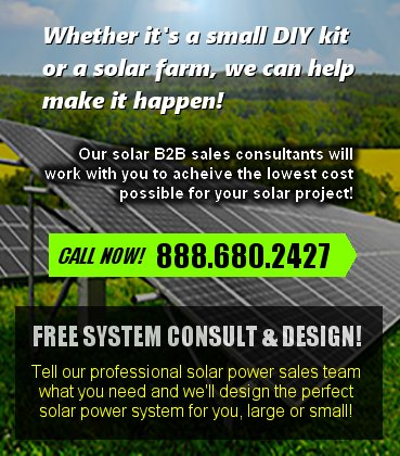 Call us now at 888.680.2427 for a free solar consultation.