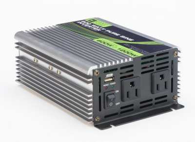 Zamp Solar 300 Watt Pure Sine Wave Inverter