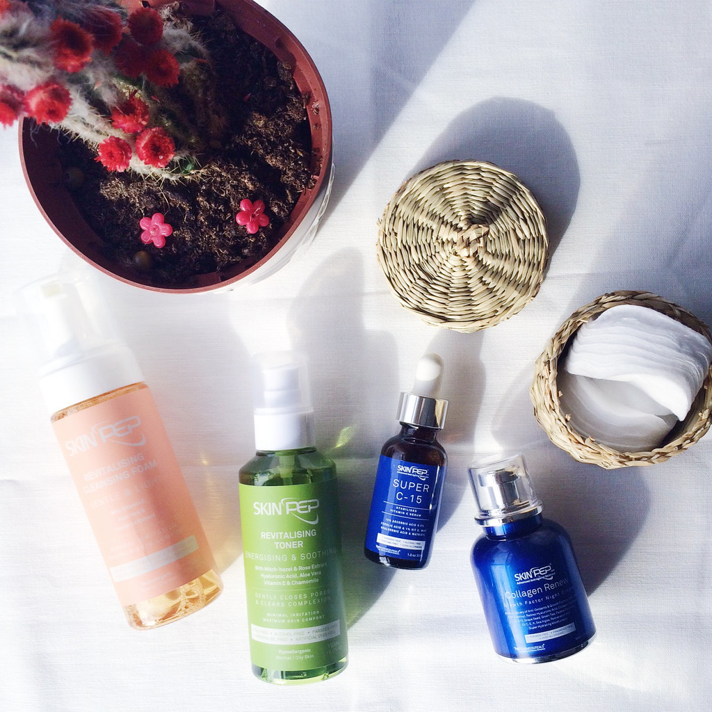 THE 5 MINUTE NIGHT TIME ROUTINE THAT WILL SAVE YOUR SKIN!