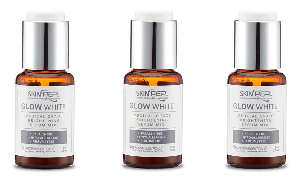 PRODUCT FOCUS: GLOW WHITE