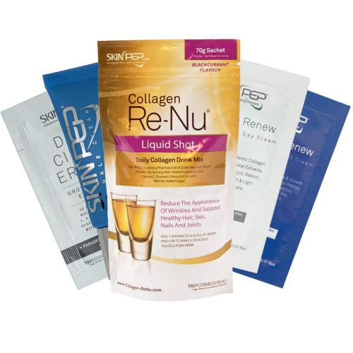 Collagen Re-Nu Free Samples Pack