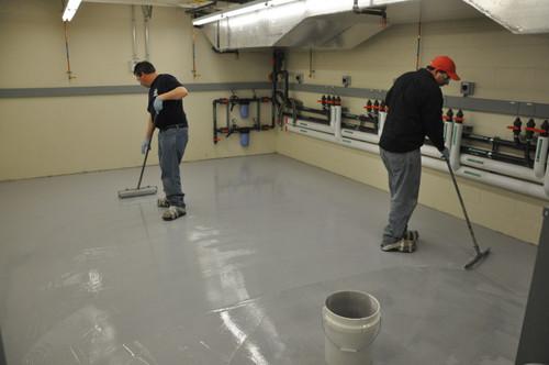 Universal Epoxy Floor Coating Garon Guard Garon
