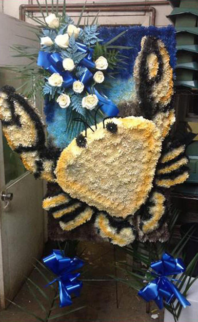 The Floral Crab-FNCRB-01
