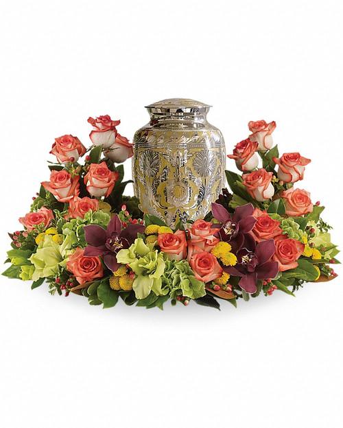 Flower Urn Set-FNURN-02