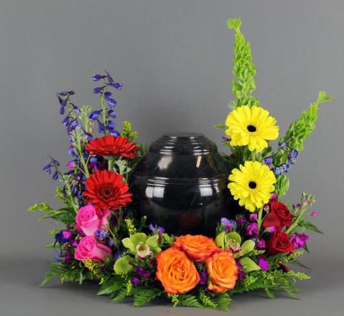 Flower Urn Set-FNURN-04