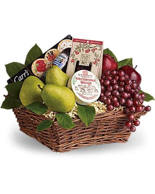 Fruit & Gourmet Basket-FNFGB-02