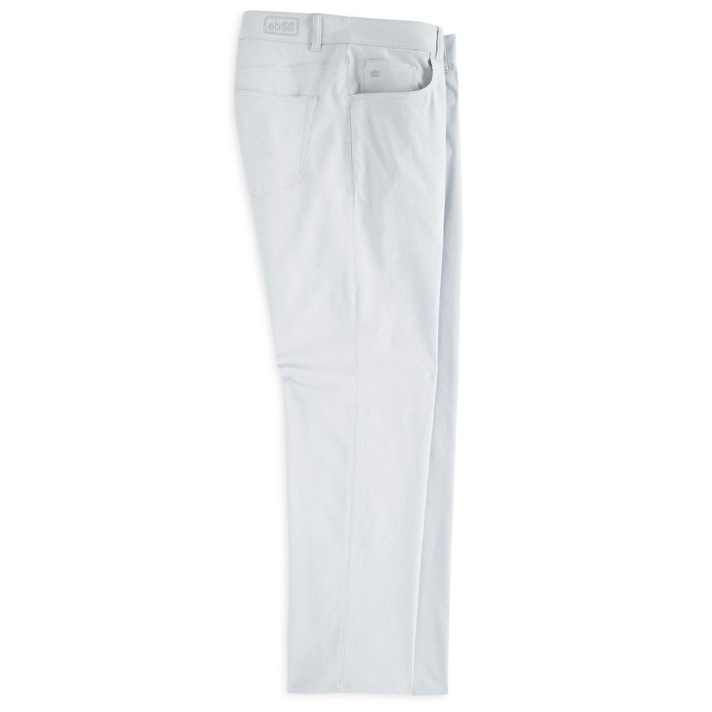 EB66 Performance Six-Pocket Pant in British Grey 'Crown Sport' by Peter Millar