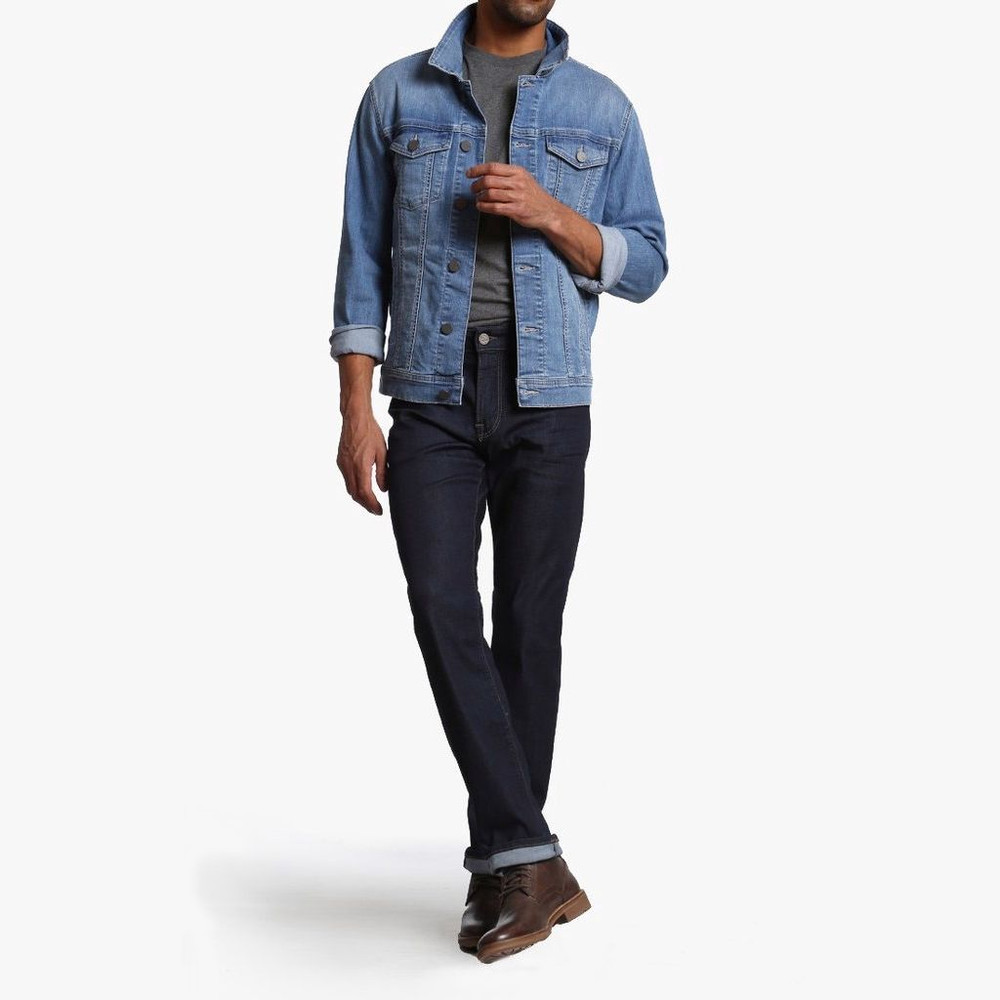 'Courage' Rinse Vintage Wash Comfort Rise Jean by 34 Heritage