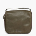 Donald Dopp Kit in Titan Milled Olive by Moore & Giles