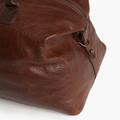 Benedict Weekend Bag in American Bison by Moore & Giles