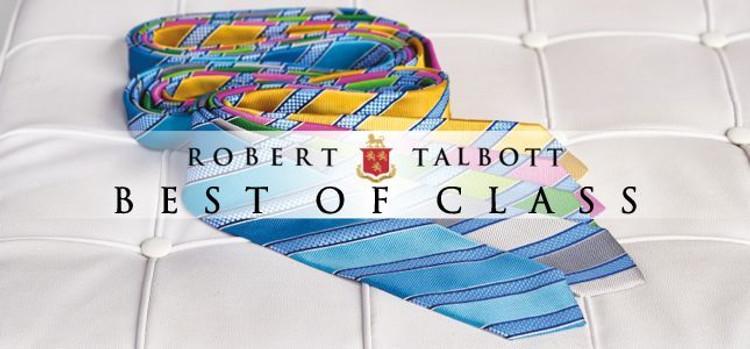 Robert Talbott Best of Class