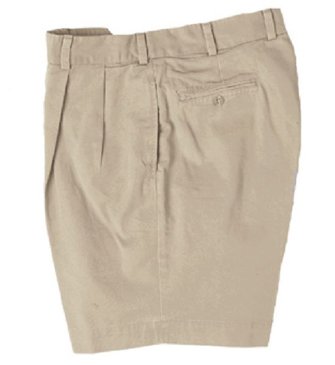 Tropical Twill Short - Model M2 in Sand by Bills Khakis