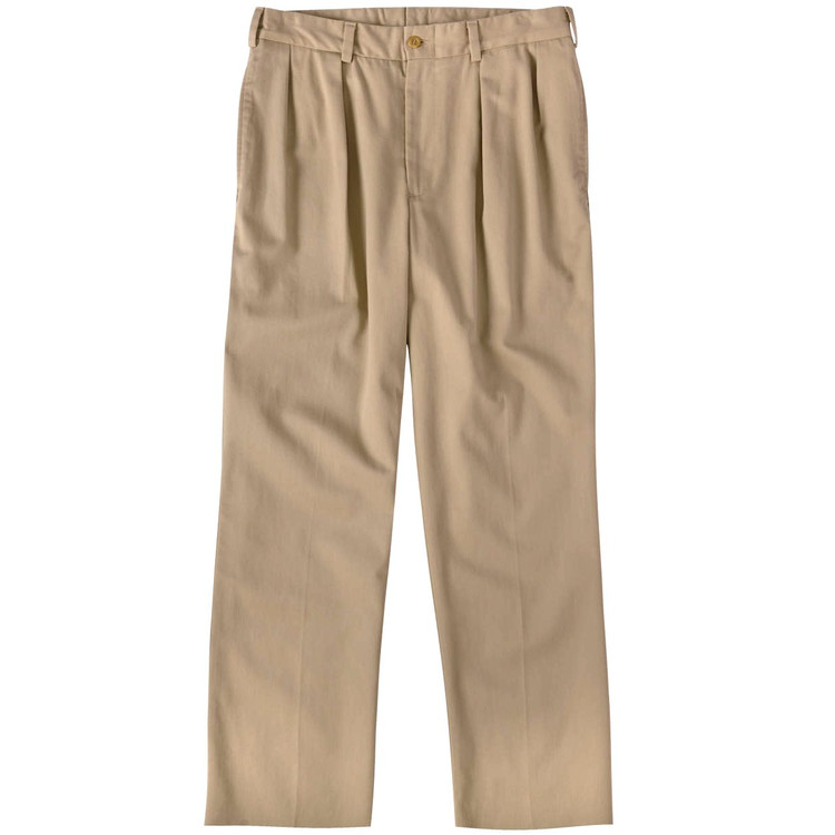 Original Twill Pant in Khaki (Model M1P, Size 30) by Bills Khakis