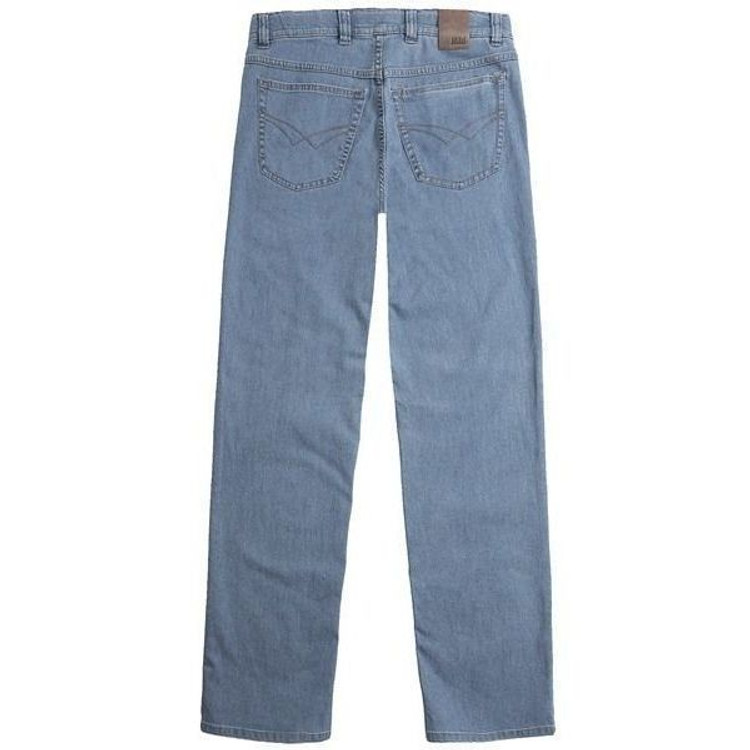 'John Inch' Fit Premium Denim Jean in Light Denim (Size 46 Only) by Hiltl