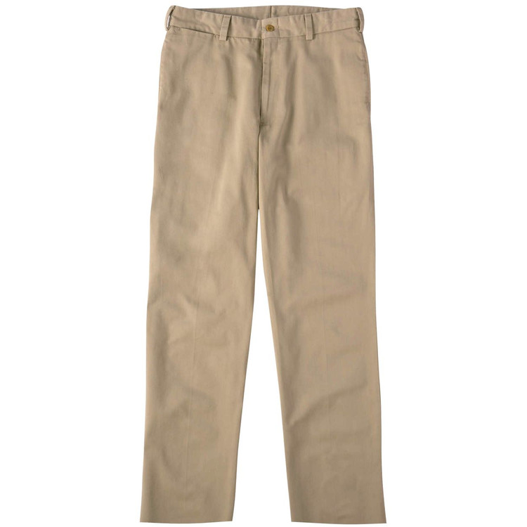 Original Twill Pant in Khaki (Model M1, Size 30) by Bills Khakis