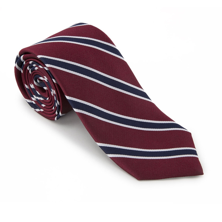 'Highgate School' British Regimental Tie by Robert Talbott