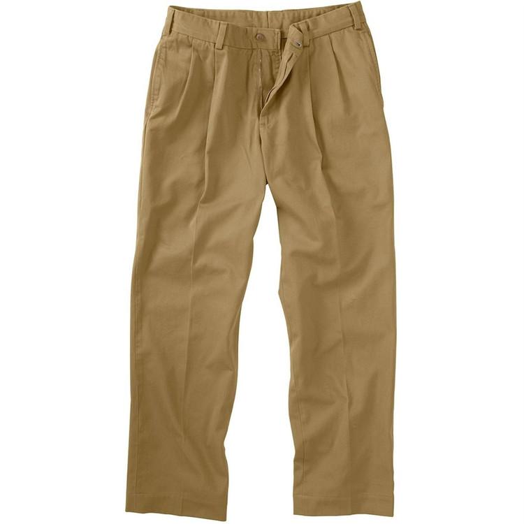 Original Twill Pants in British Khaki (Model M2, Size 30 x 26) by Bills Khakis