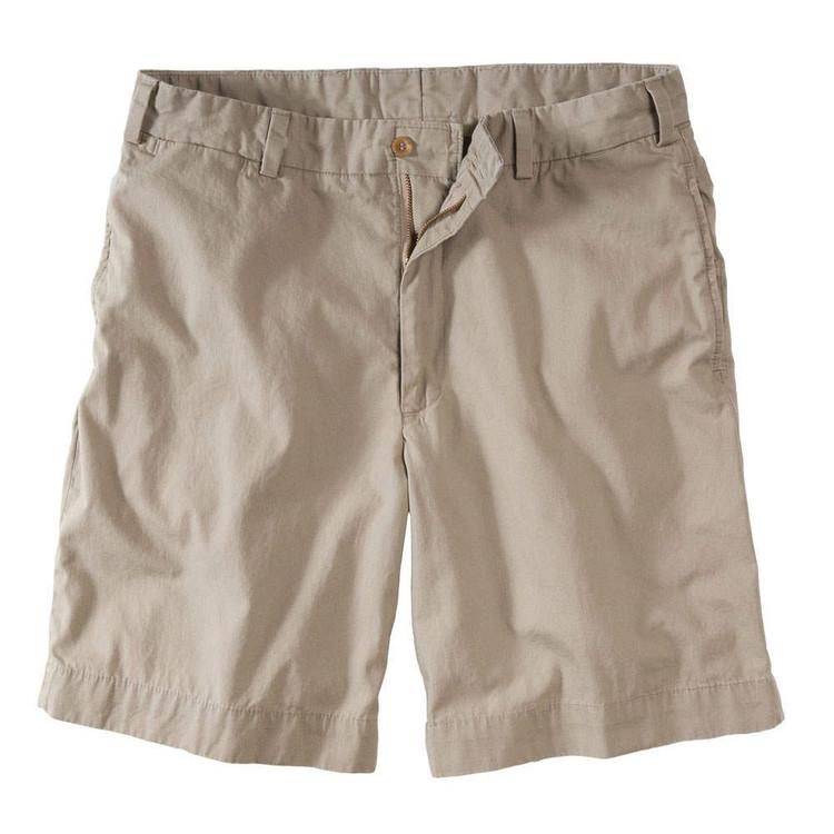 Lightweight Cotton Poplin Short in Khaki (Model M1, Size 31) by Bills Khakis