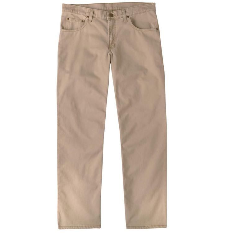 Bullard Twill Five Pocket Model in Khaki by Bills Khakis