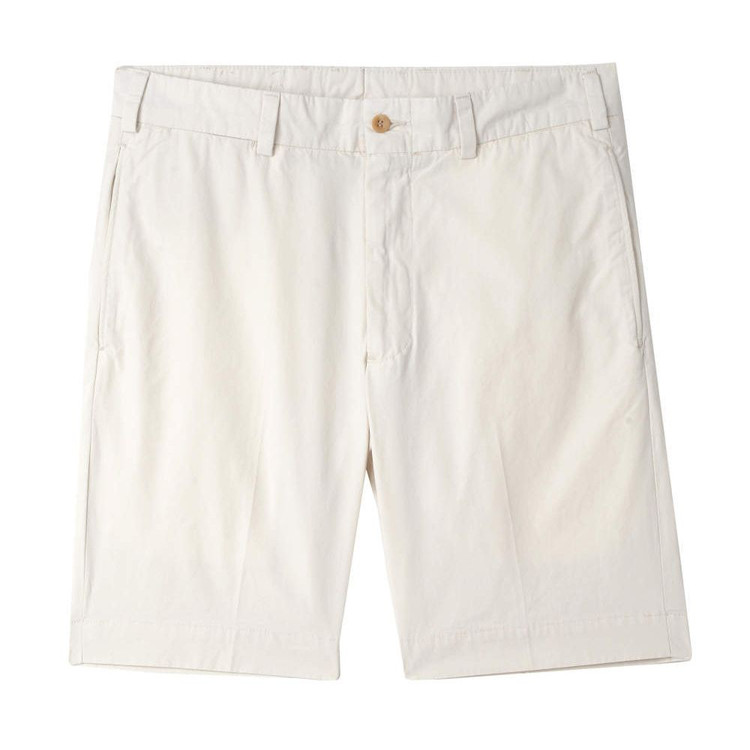 Tropical Poplin Short - Model M2 in Sand by Bills Khakis